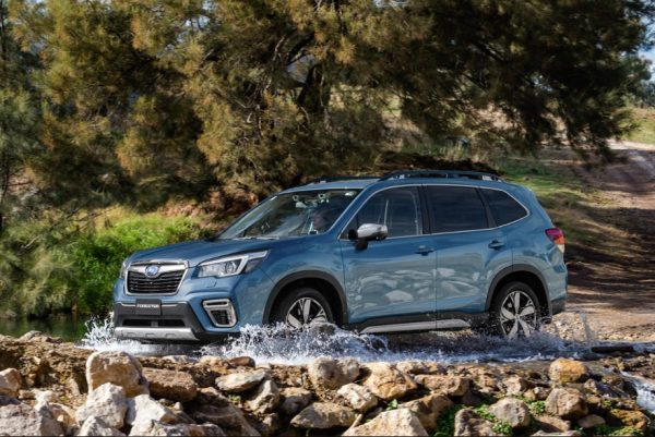 2021 Subaru Forester Wilderness Edition Specs, Automatic ...