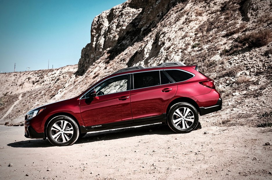 2021 Subaru Outback 2 5i Limited Specification Changes