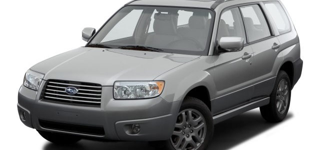 2007 Subaru Forester Read Owner And Expert Reviews