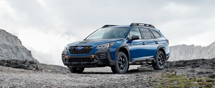 Discover The All new Subaru Outback Wilderness