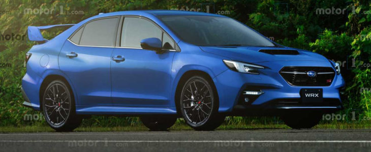2022 Subaru WRX Here 39 s What It Could Look Like