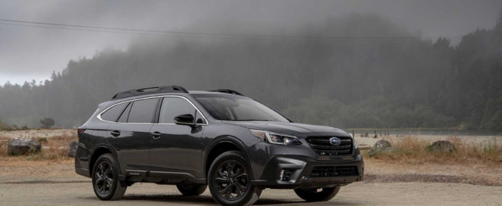 2022 Subaru Ascent Abyss Blue Pearl Specification Release